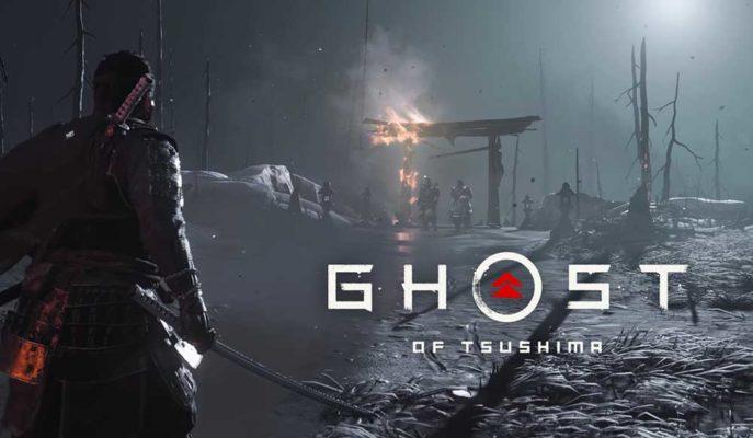 PlayStation 4 için Beklenen Ghost of Tsushima'nın Sinematik Fragmanı Yayınlandı