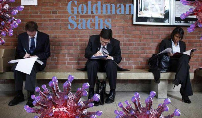 Goldman Sachs Uzmanları İkinci Çeyrekte ABD İstihdamının İyileşeceği Fikrinde