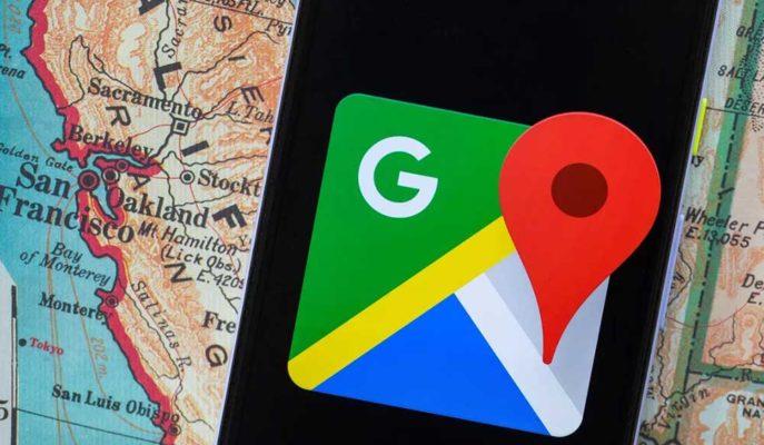 Google Haritalar Seyahat Sırasında COVID-19'a Karşı Uyarılarda Bulunacak