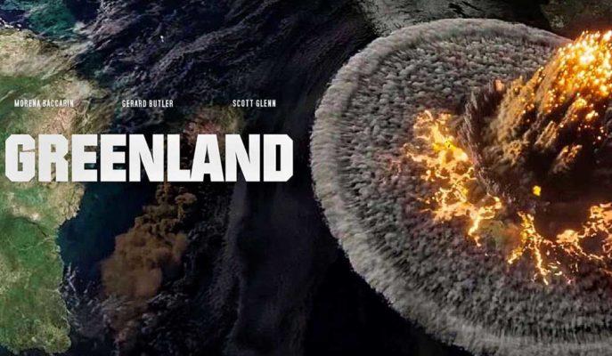 Dünyanın Sonu Konulu Greenland Filminden İlk Fragman Geldi