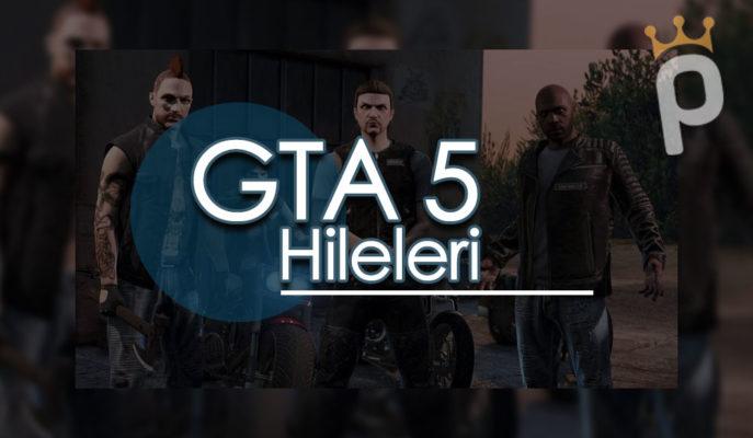 GTA 5 Hileleri, Şifreleri Nasıl Kullanılır? (2020 Güncel)