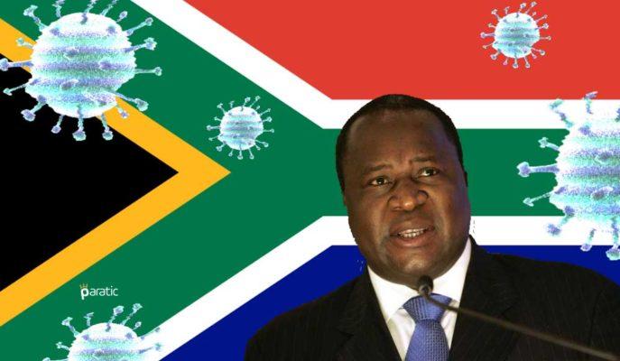 Güney Afrika'nın Borcu 2025'te GSYİH'nin %100'ünü Aşacak