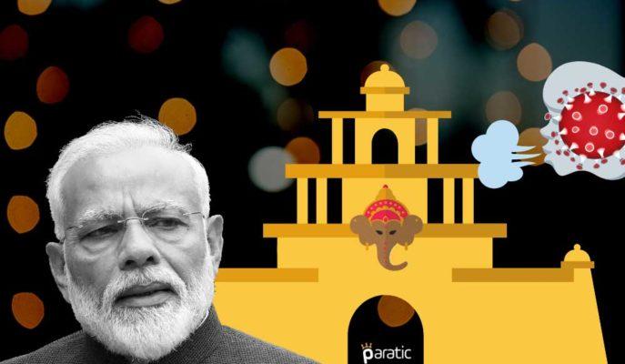Hindistan, Tarihindeki En Kötü GSYİH Düşüşüne Hazırlanıyor