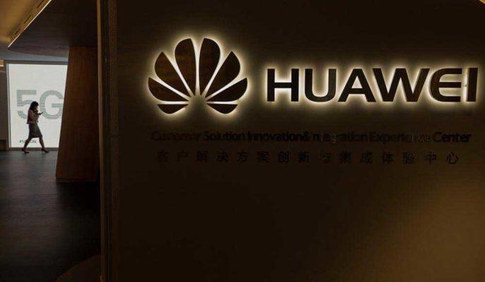 Huawei ABD Yasağına Rağmen Samsung'u Nisan Ayında Geride Bıraktı