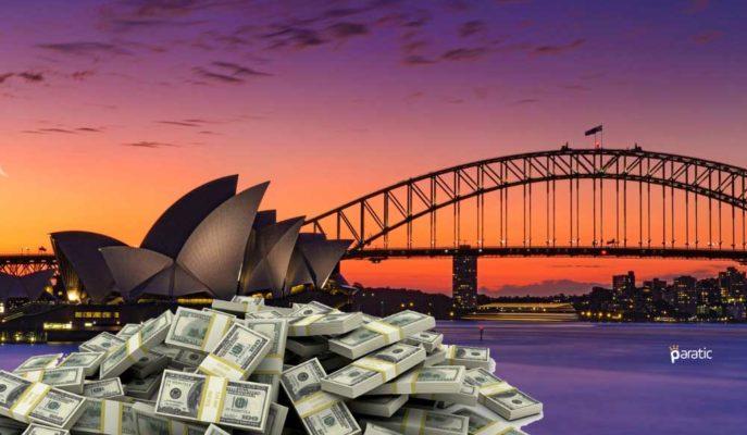 İlk Çeyrek GSYİH'si Beklenen Avustralya, 4. Ardışık Cari Fazlasını Kaydetti