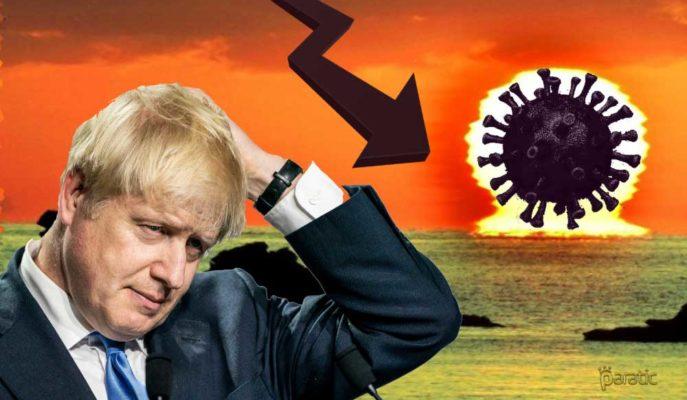 İngiltere Ekonomisi Nisan'da %20,4'lük Rekor Daralma Kaydetti