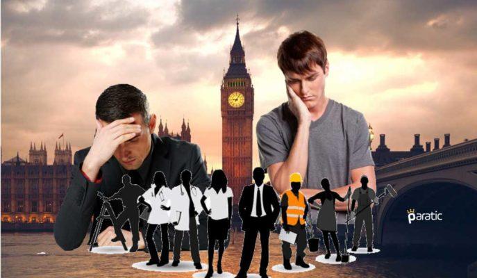 İngiltere İşsizlik Maaşı Başvuruları Mayıs'ta Zirve Yaparak 3 Milyona Ulaştı