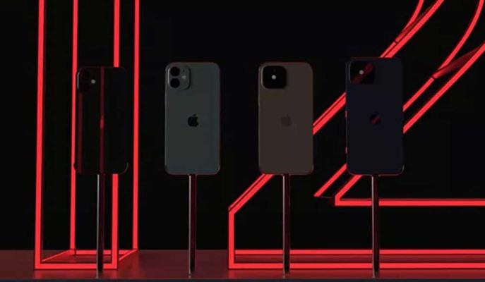 iPhone 12 Pro Max'in Tasarımı Önceki Modeller ile Benzer Olacak