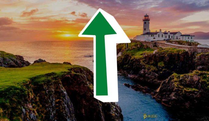 İrlanda GSYİH'si 2020'nin İlk Çeyreğinde %4,6 Büyüdü
