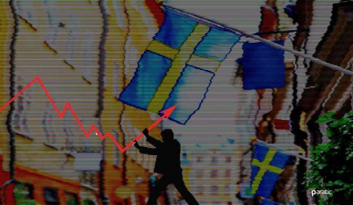 İsveç Ekonomisi Dünyanın Çoğu Gibi 2. Çeyrekte Rekor Düşüş Yaşayacak