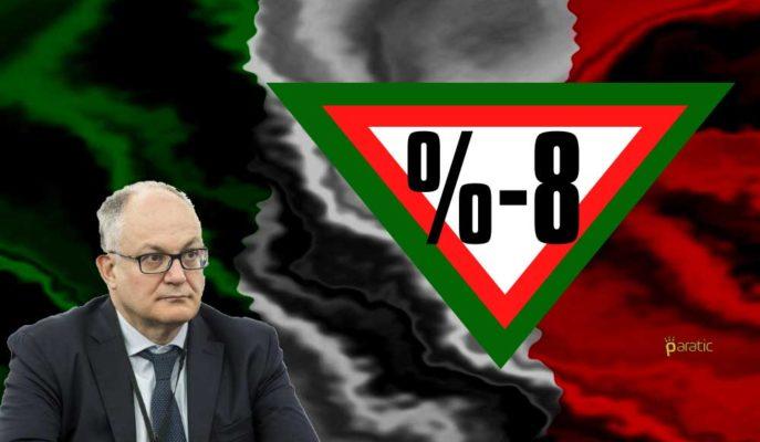 """İtalya Hükümeti GSYİH'de %8 Düşüş Tahminini """"Şimdilik"""" Koruyor"""