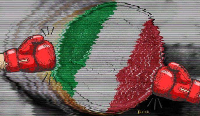 İtalya için Son Tahmin: GSYİH 2020'de %8,3 Daralacak