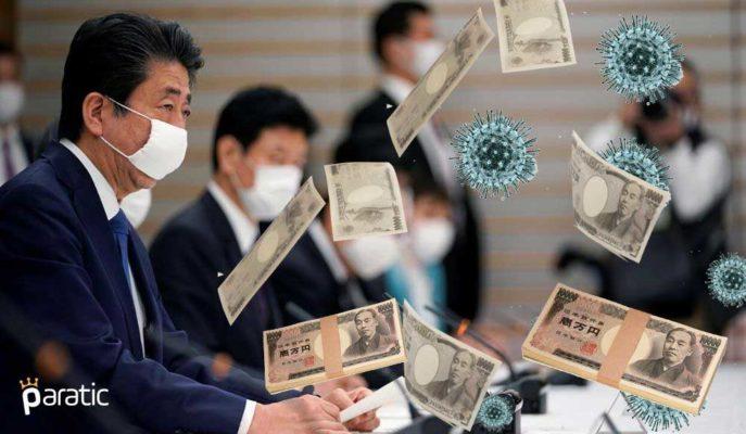 Japonya Ekonomiye Destek için 297 Milyar Dolarlık Ek Bütçeyi Onayladı