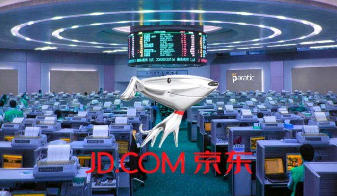 Hong Kong'da İkincil Halka Arzını Gerçekleştiren JD.com Hisseleri %5,7 Arttı