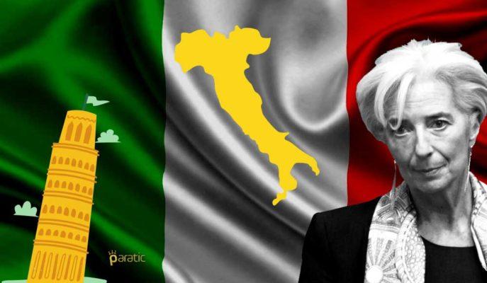 Lagarde'nin İtalya'ya Çağrısı: Krizin Boşa Gitmesine İzin Vermeyin