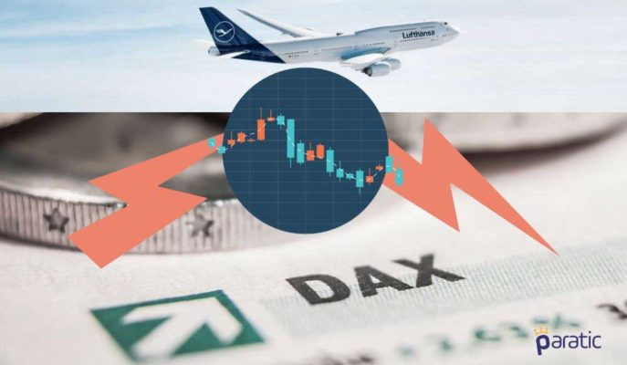 30 Kurucu Üyeden Biri Olan Lufthansa, DAX Endeksi'nden Çıkarılıyor