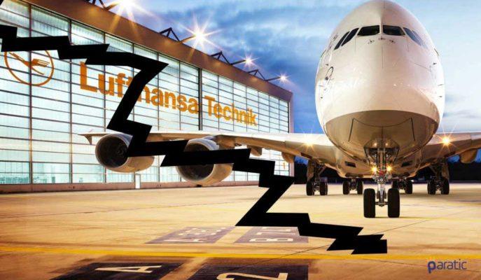 1Ç20'de Geliri %18 Azalan Lufthansa 2,1 Milyar Euro Zarar Açıkladı