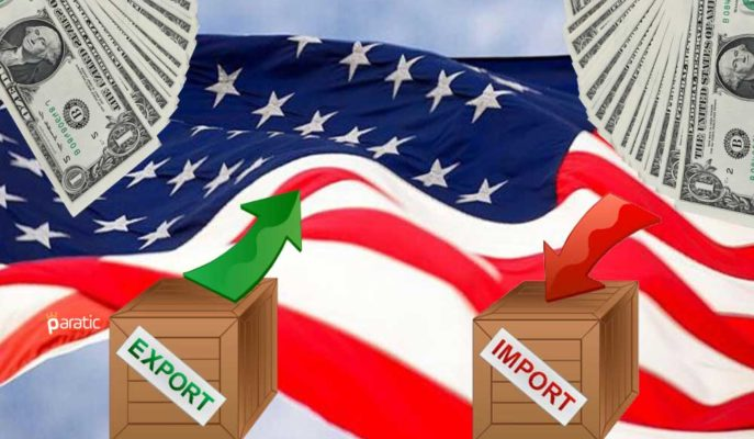 Mayıs'ta ABD'nin İthalat ve İhracat Fiyat Endeksi 3 Aylık Düşüşünü Sonlandırdı