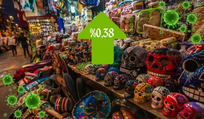 Meksika Enflasyonu Mayıs'ta Tahmin Edilenden Daha Az Yükseldi