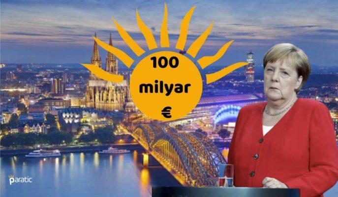 Merkel, Almanya'yı Resesyondan Korumak için İkinci Teşvik Paketi Hazırlığında