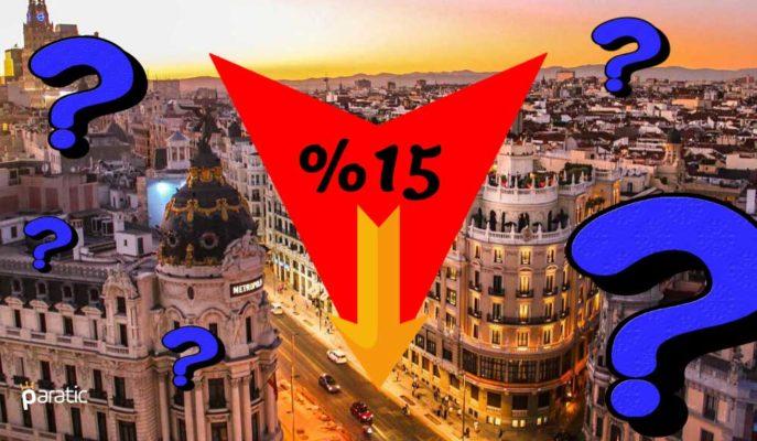Merkez Bankası İspanya Ekonomisinde En İyi Senaryonun Dahi Felaket Olabileceğini Söylüyor