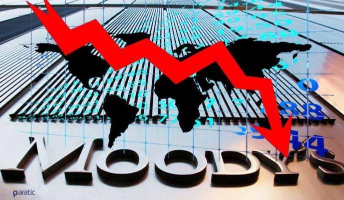 Moody's G20 Ekonomileri için %4 Olan Küçülme Beklentisini %4,6'ya Yükseltti