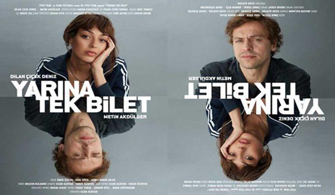 Netflix Bu Sefer Türk Filmi ile Geliyor: Yarına Tek Bilet!