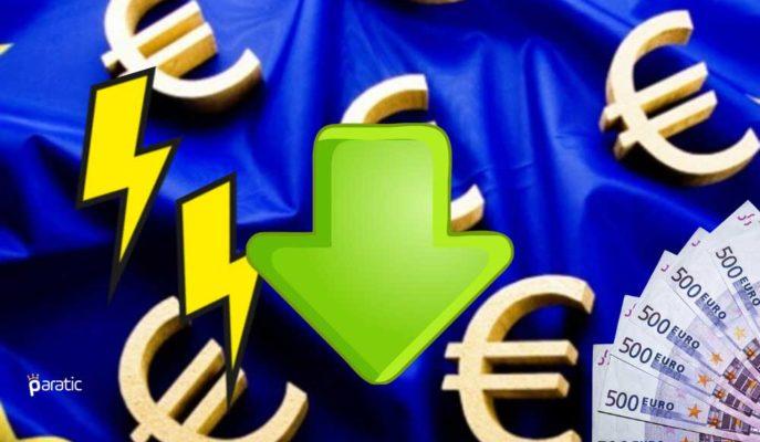 Nisan'da Euro Bölgesi ÜFE'si %2, AB'ninki ise %1,9 Geriledi