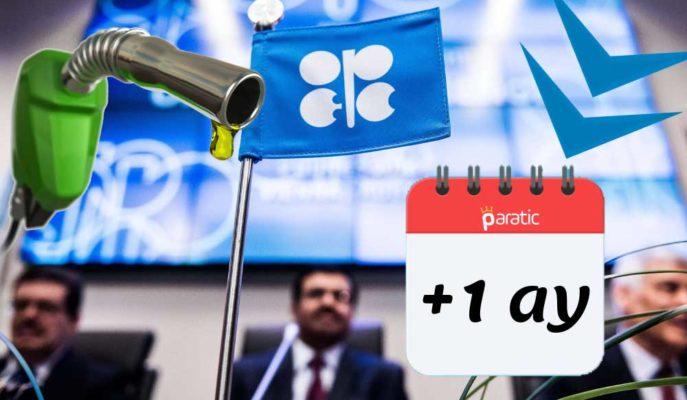 OPEC, Bakanlar Kurulu Toplantısının Ardından Üretim Kısıntısını 1 Ay Uzatmaya Yönelebilir
