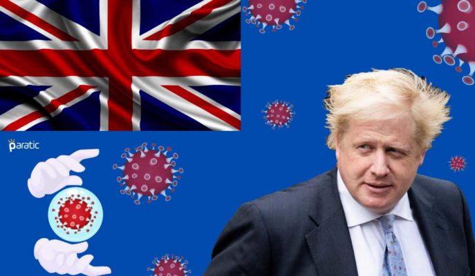 Pandemi, İngiltere Ekonomisini 2020'de %7,2 Daralmaya Sürüklüyor