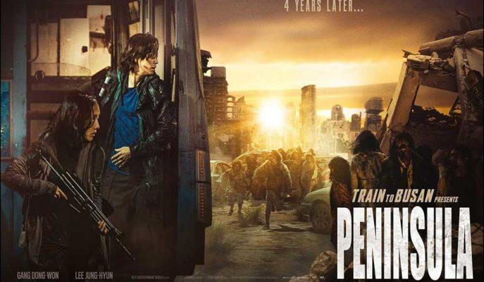 Zombi Temasını Sevenler için Güney Kore Yapımı Peninsula Filminden Fragman Geldi