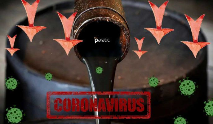 Petrol, Koronavirüs Vakalarının 10 Milyonu Geçmesiyle Düşüşünü Hızlandırdı