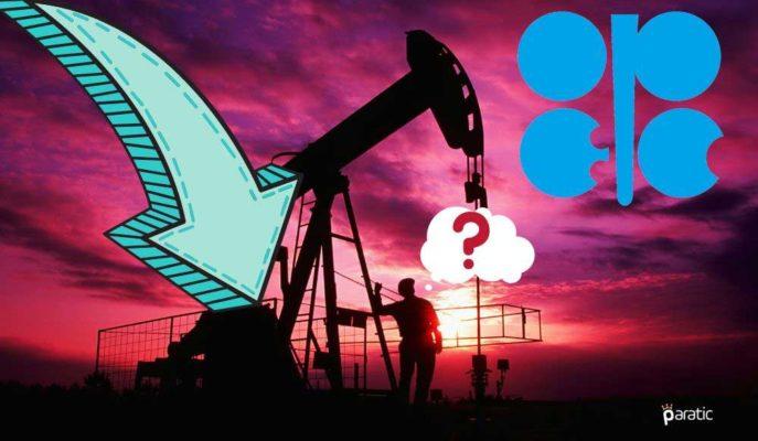 Petrol Fiyatları Üreticilerin Anlaşmazlığa Düşmesiyle Yeniden Düşüşe Geçti
