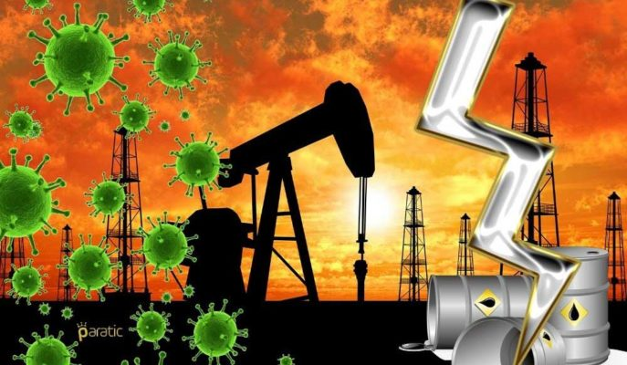 Son Haftalarda Toparlanan Petrol, Virüs Vakalarının Artmasıyla Yeniden Düşüşte
