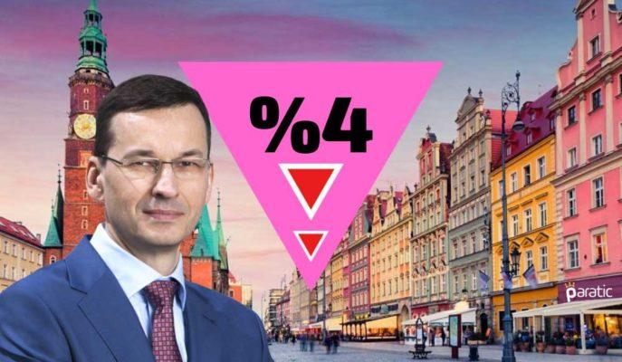 Polonya Başbakanı %4'ün Altında Bir Ekonomik Daralma Uyarısı Yaptı
