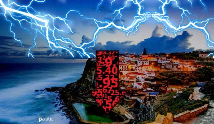 Portekiz Ekonomisi 2020'de Covid Nedeniyle %11,8 Daralabilir