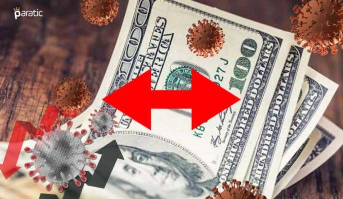 Salgında İkinci Dalga Endişeleri Artarken Dolar 6,80 Üzerinde Yatay Seyirde