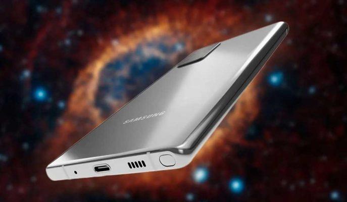 Samsung Galaxy Note 20 Ultra'da Qualcomm'un Henüz Tanıtılmayan İşlemcisi Olacak