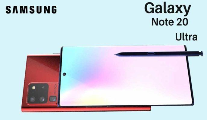 Samsung'un Beklenen En Güçlü Telefonu Galaxy Note 20 Ultra'nın Teknik Detayları Sızdırıldı