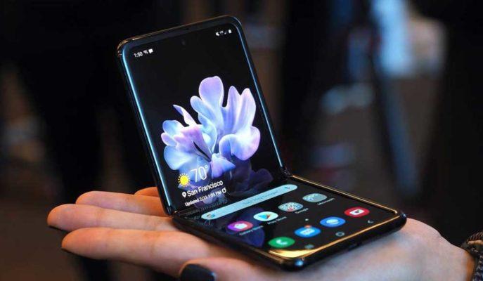 Samsung'un Katlanabilir Telefonu Galaxy Z Flip 5G 'nin Performansı Test Edildi