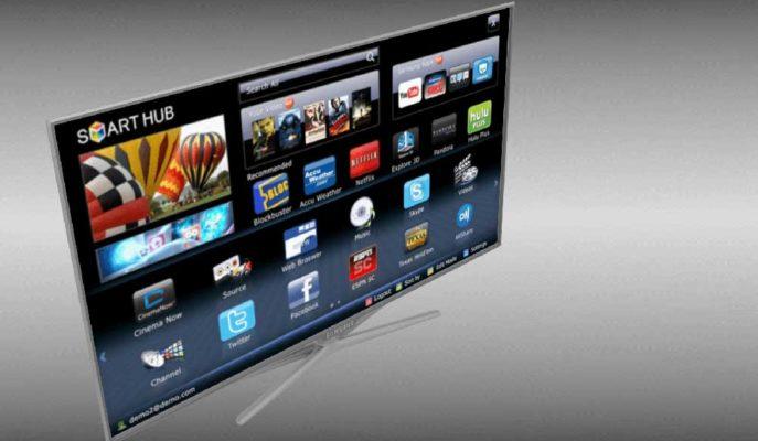 Samsung ve LG'nin Akıllı Televizyon Satışları Hızla Artmaya Devam Ediyor