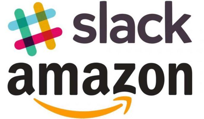 Slack Sohbet Uygulamasını Geliştirmek için Amazon ile İş Birliği Yapıyor