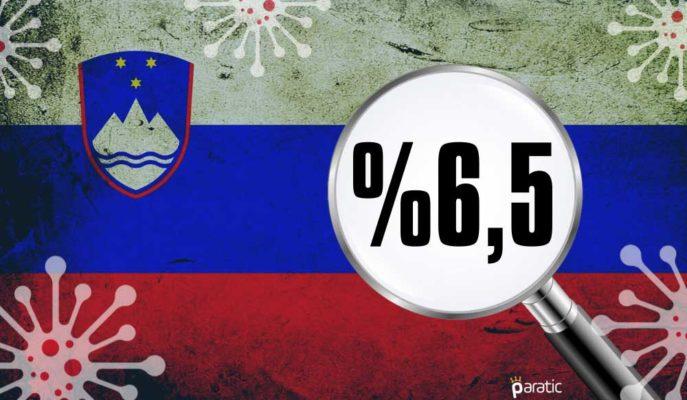 Slovenya Merkez Bankası 2020'de GSYİH'de %6,5 Daralma Bekliyor