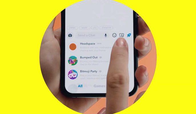 Snapchat Sesli Komut Desteği ve Tasarım Değişikliklerine Hazırlanıyor