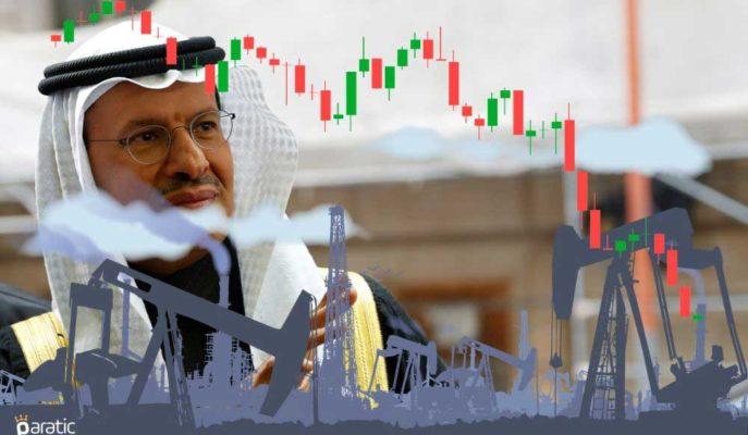 Suudi Arabistan'ın Ek Kesintiye İlişkin Açıklaması Petrol Fiyatlarını Düşürdü
