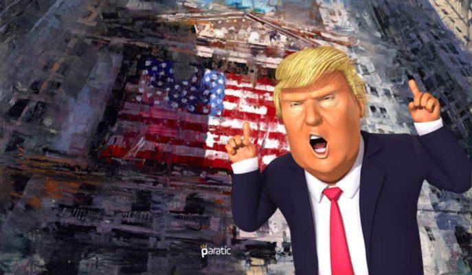 Trump'ın Çin Saldırıları, ABD Hisselerindeki Ralliyi Engelleyebilir