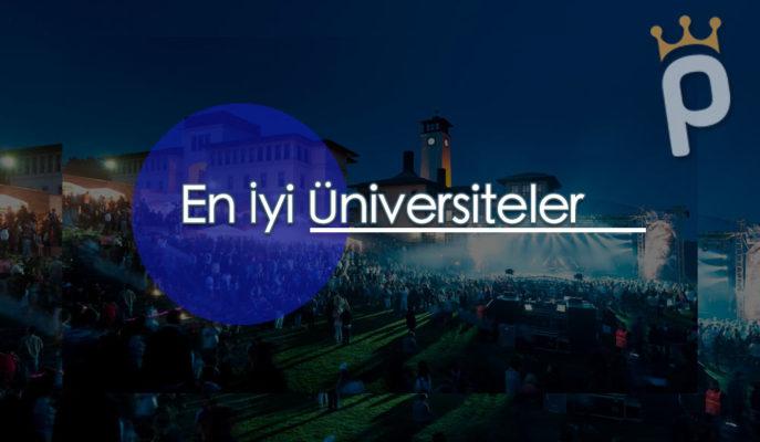 Türkiye'nin En İyi 20 Üniversitesi