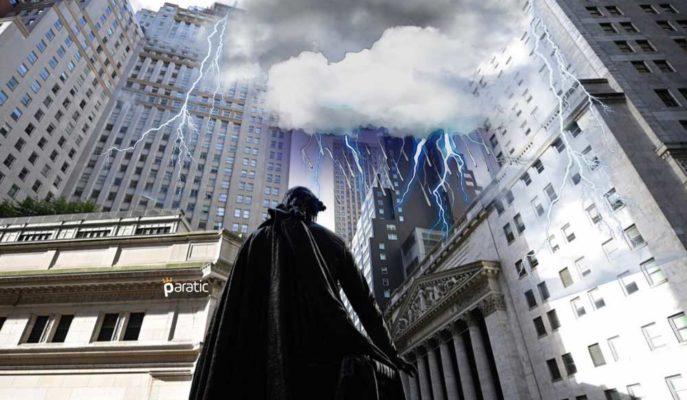 Wall Street Mart Ayından Bu Yana En Büyük Haftalık Kaybı
