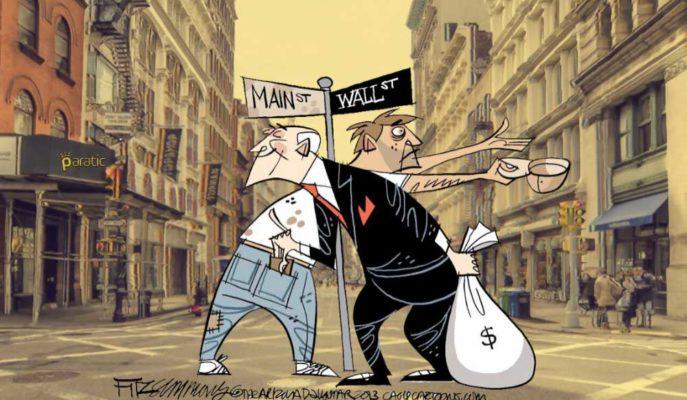 Wall Street'in Son Artışı Birçok Amerikalıya Fayda Sağlamaz