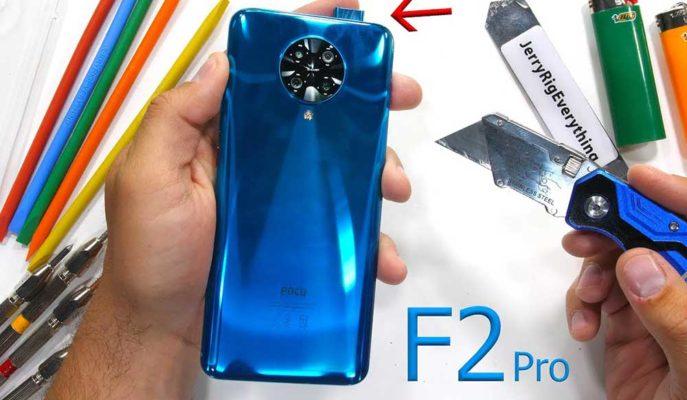 Xiaomi'nin Türkiye'ye Getireceği POCO F2 Pro Parçalarına Ayrıldı